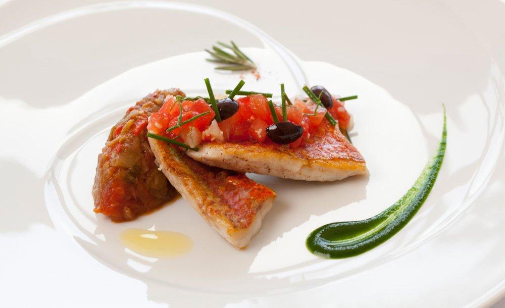 Restaurant gastro poisson de Féra