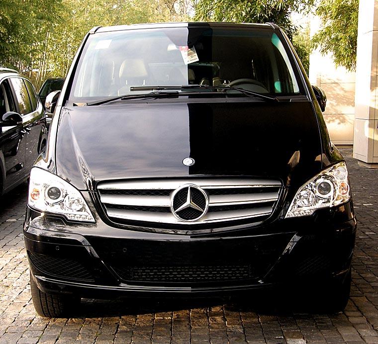 Minivan VIP - Mercedes Viano