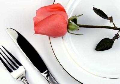 anniversary; banquet; buffet; cater; celebrate; celebration; china; christmas; cuisine; cutlery; date; dating; day; decoration; dine; dinner; dinnerware; dishes; eat; elegant; flatware; flowers; food; fork; formal; holiday; knife; love; lunch; meal; passion; pink; pinky; place; plate; reception; red; restaurant; romance; romantic; rose; setting; silverware; table; utensil; valentine's; valentines; wedding;