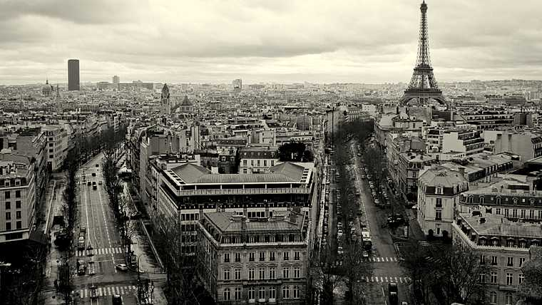 architecture; black; building; bw; capital; city; cityscape; eiffel; europe; european; exterior; famous; france; french; heritage; old; panoramic; paris; retro; romantic; site; sky; skyline; street; symbol; tour; tourism; tower; travel; unesco; view; vintage; white; world;