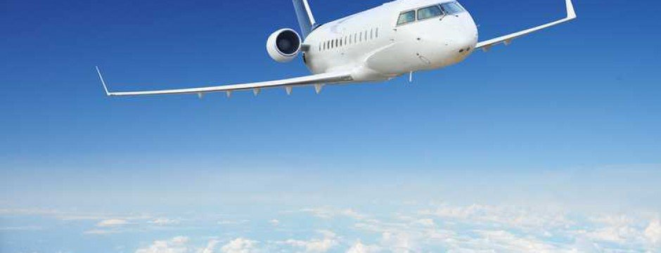 aeroplane; aircraft; airplane; beautiful; bright; clear; clouds; cockpit; colorful; day; jet; jetplane; passenger; private; sky; small; white;